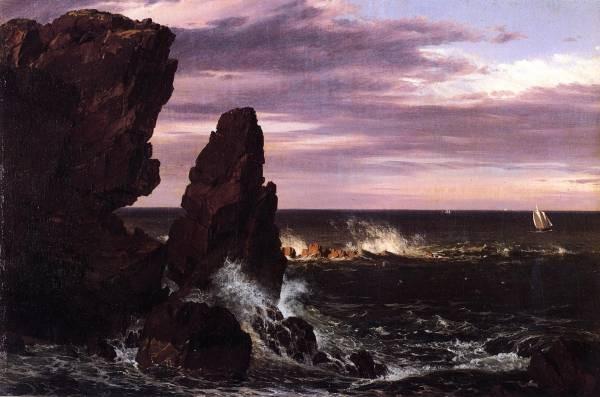 Edwin Coast Scene